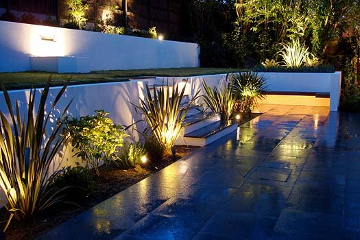lighting in garden. Light-up Your Garden - Alan Titchmarsh Commercial \u0026 Residential Property Services Matters Group Lighting In